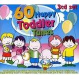 Cd Various Artists Happy Toddler Tunes [tin Can Box Set] [sp